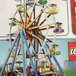 LEGO Ferris Wheel 10247 Set Revealed & Photo!