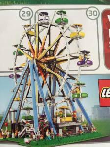 LEGO Ferris Wheel 10247 Set 2015 LEGO Creator