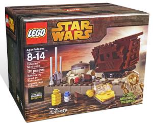 LEGO Star Wars Tatooine Mini Build Set Box