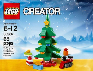 30286 LEGO Christmas Tree Polybag 2015