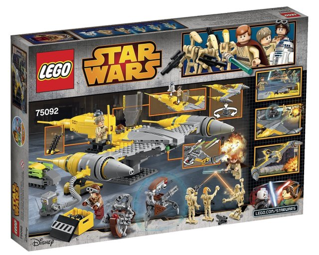 LEGO Star Wars Summer 2015 Sets Available for Order! - Bricks and ...