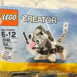 LEGO Creator Cute Kitten 30188 Polybag Re-Released!