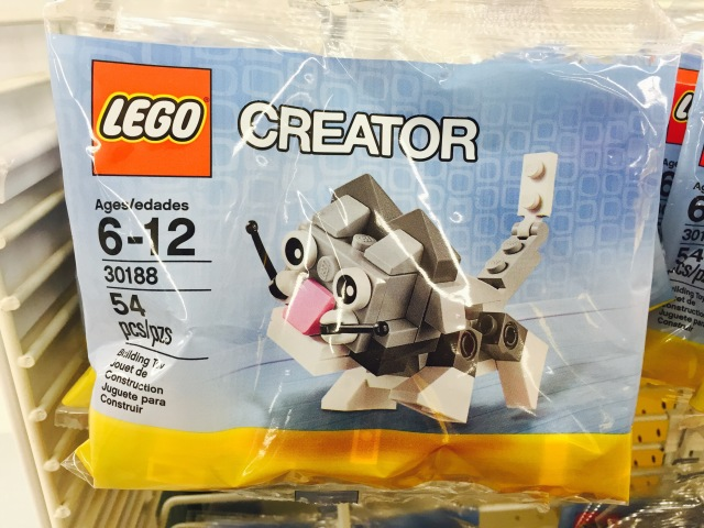 LEGO Creator Cute Kitten 30188 Polybag Set
