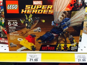 LEGO Ant-Man Final Battle 76039 Set Released