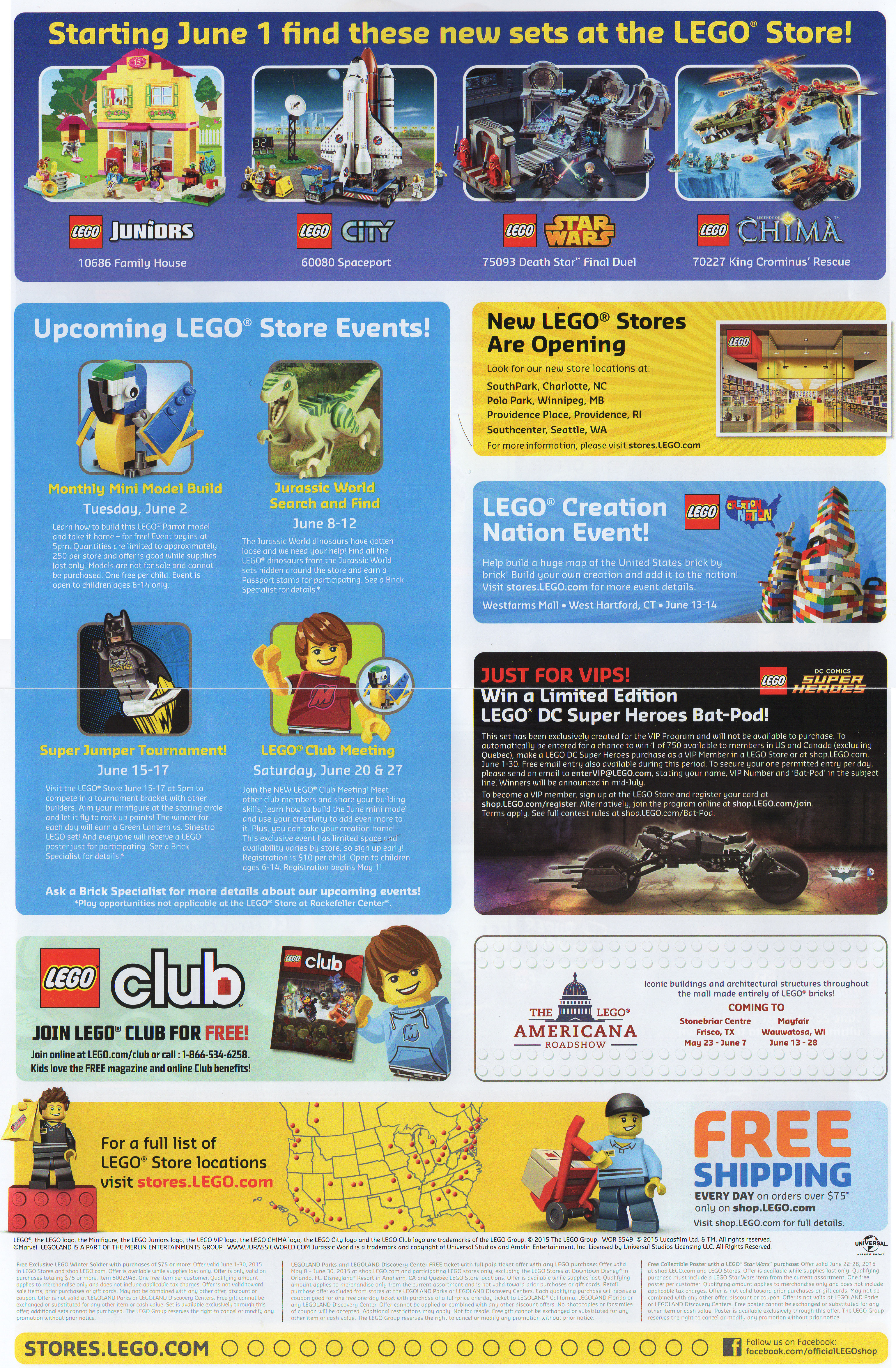 Calendar Lego June : June lego store calendar winter soldier minifigure