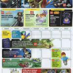 June 2015 LEGO Store Calendar: Winter Soldier Minifigure!