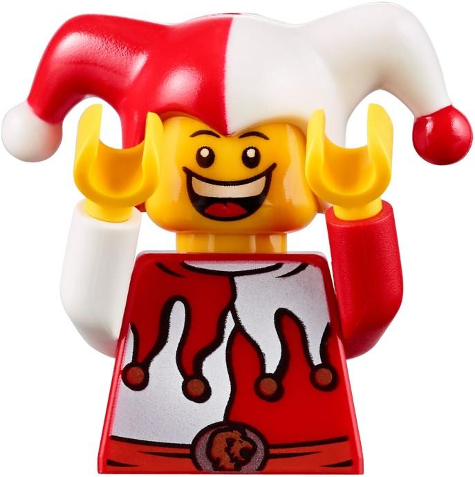 LEGO Jester Minifigure From Birthday Cake 40153 Set