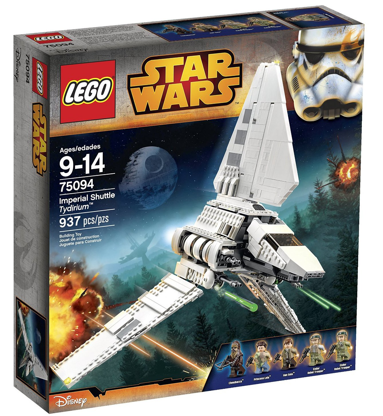 Lego Star Wars Summer 2015 Sets Available For Order