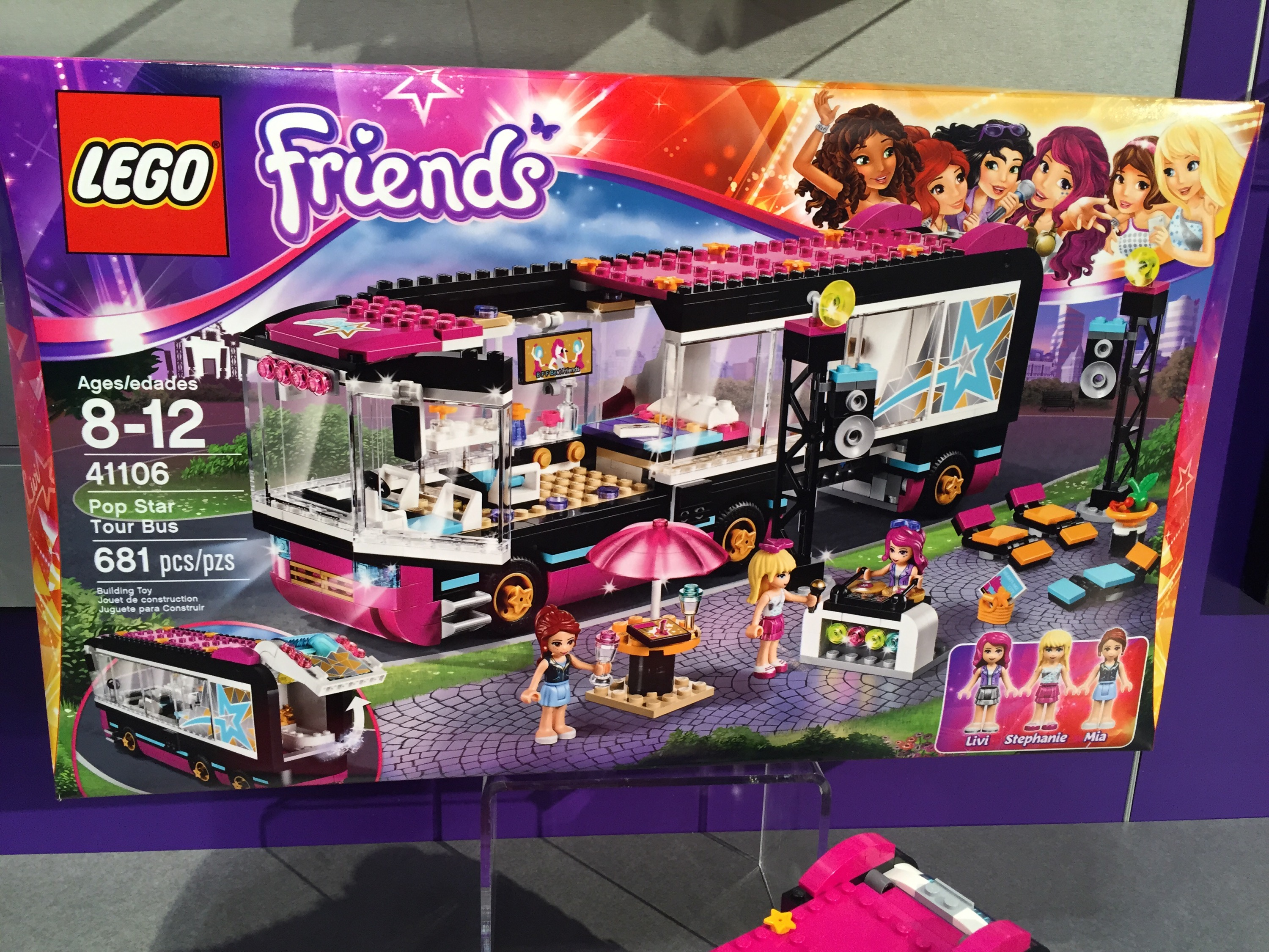 Lego Friends Summer 2015 Sets Photos Preview Bricks And