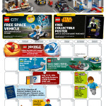 July 2015 LEGO Store Calendar Free Promos & Events!