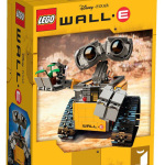LEGO Wall-E Set Revealed & Photos! LEGO 21303!