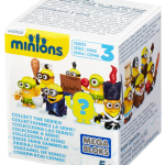 CODE NUMBER LIST: Mega Bloks Minions Series 3 Codes!