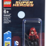 SDCC 2015 LEGO Arsenal Minifigure Exclusive! Red Arrow!