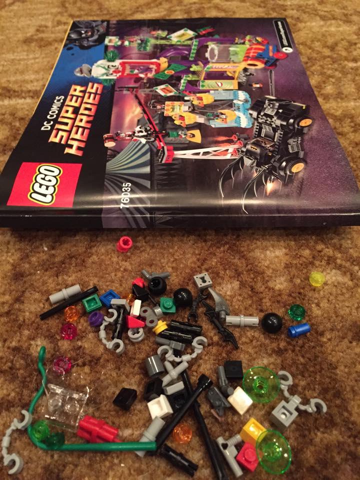 Lego Batman Jokerland 76035 Set Review Amp Photos Bricks And Bloks