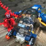 LEGO Carnage's SHIELD Sky Attack Review & Photos! 76036