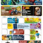 September 2015 LEGO Store Calendar! Free Promos & Events