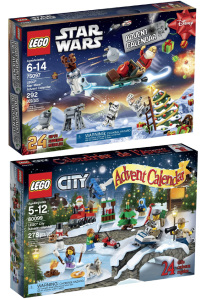 2015 LEGO Advent Calendars Released