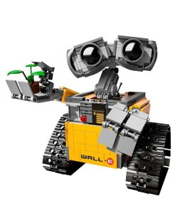 21303 LEGO Wall-E Set with Plant