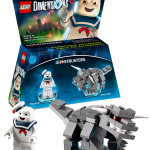 LEGO Ghostbusters Slimer & Stay Puft Minifigures Photos!