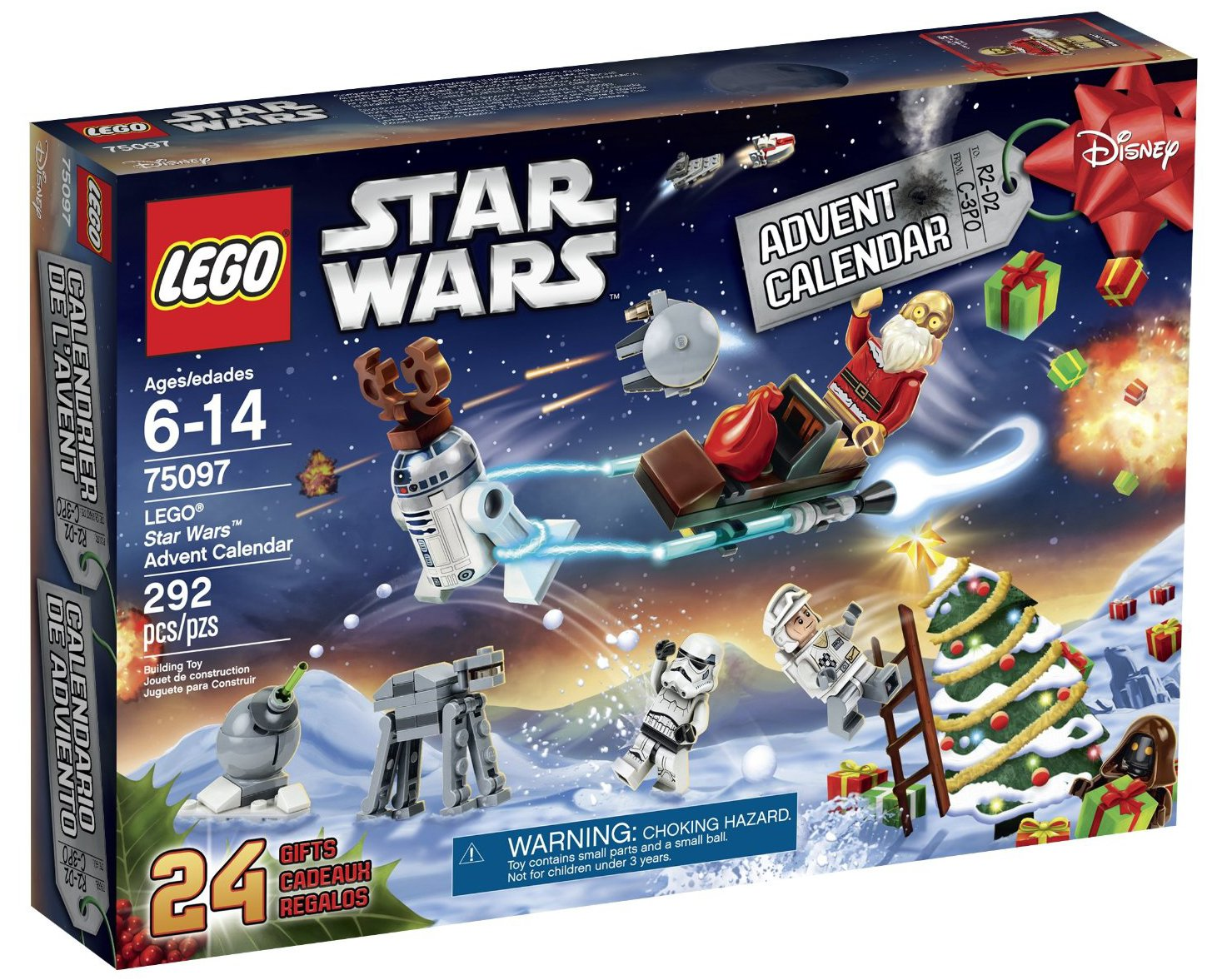 LEGO 2015 Advent Calendars Up for Order Early! - Bricks and Bloks