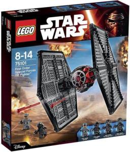 75101 LEGO Star Wars First Order Special Forces TIE Fighter Box