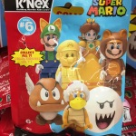 CODE NUMBER LIST: K'NEX Super Mario Series 6 Figures!