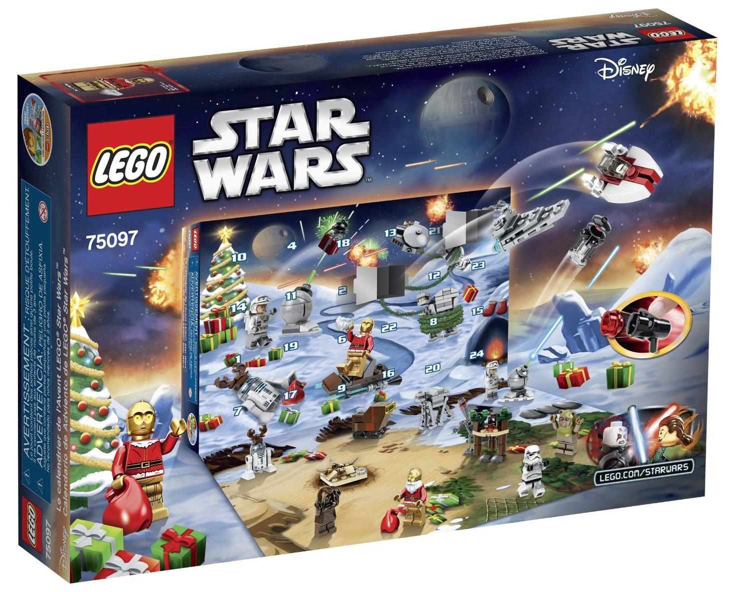 Meanwhile, the LEGO City 2015 Advent Calendar is feeling a little bit ...
