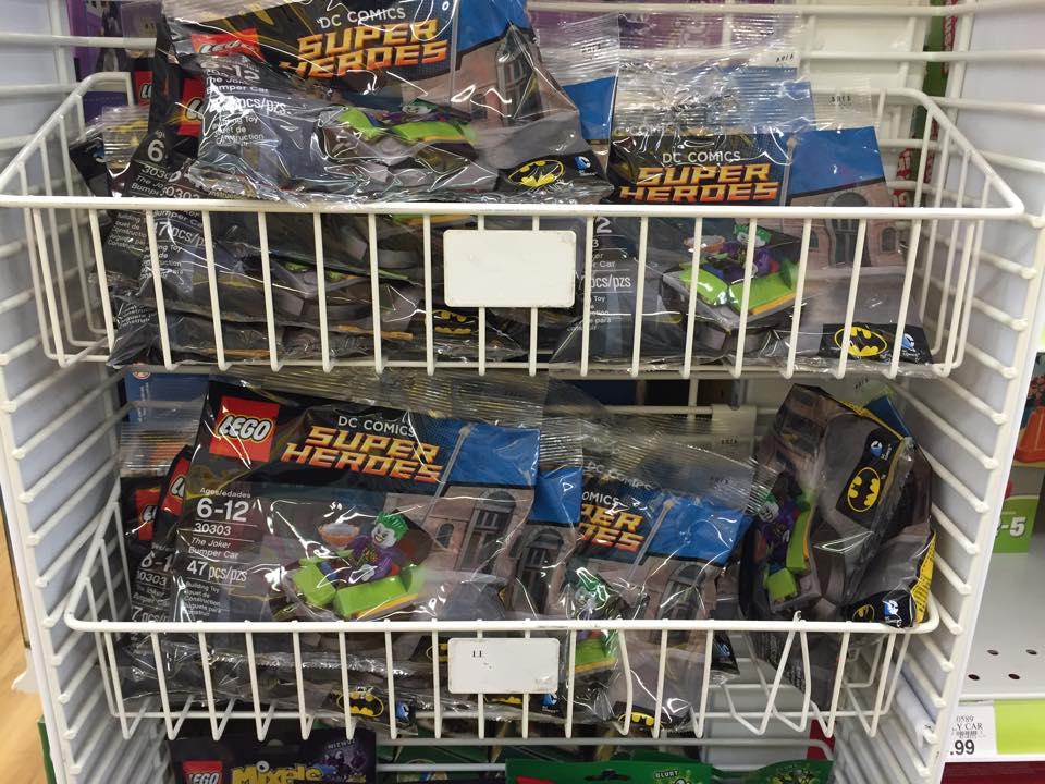 LEGO The Joker Bumper Car Set Released in the US! - Bricks and Bloks
