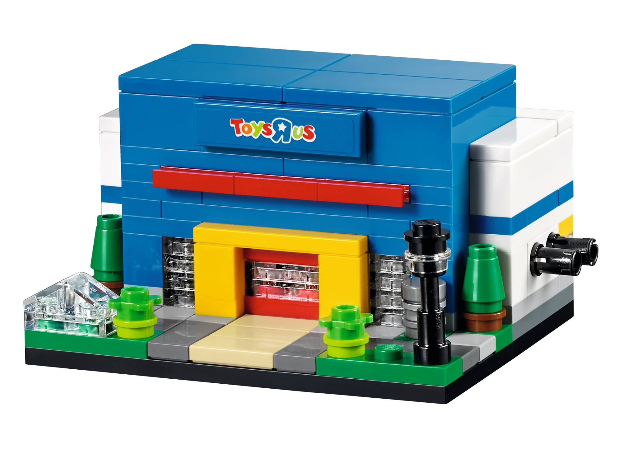 Lego Sets At Toys R Us : Lego bricktober sets revealed mini modular buildings