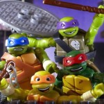 TMNT Mega Bloks Teenage Mutant Ninja Turtles Revealed!