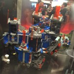 NYCC 2015: LEGO Booth Photos! LEGO Nexo Knights Sets!