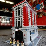 LEGO Ghostbusters Firehouse Headquarters 75827 Photos!
