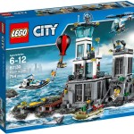 LEGO City 2016 Prison Island 60130 Set Photos Preview!