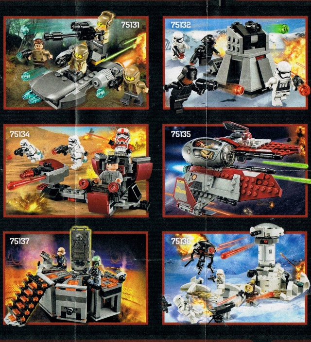 Lego Star Wars 2016 Sets First Official Photos Bricks