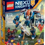 LEGO Nexo Knights The King's Mech 2016 Set Preview!