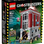 Ghostbusters LEGO Firehouse Headquarters Up for Order!