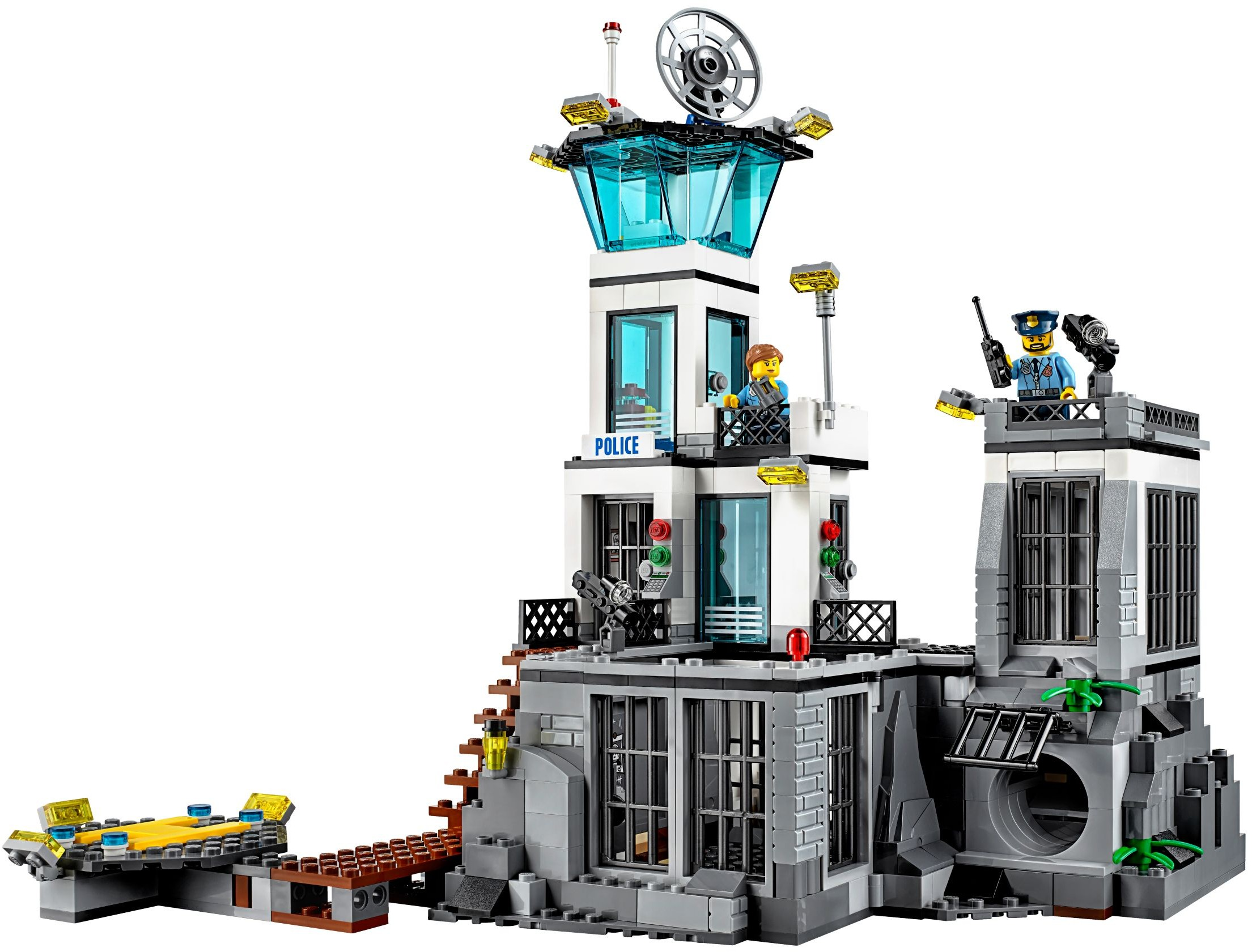 lego helicopter police with Lego City 2015 Prison Island 60130 Set Photos Preview on 23765 as well A 51244092 together with Lego City I Nuovi Set Del 2012 additionally B01ETG05Z0 besides Watch.