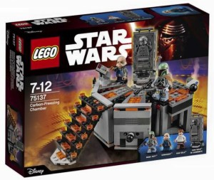 LEGO Star Wars Carbon-Freezing Chamber Box 2016