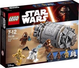 2016 LEGO Star Wars Droid Escape Pod Box