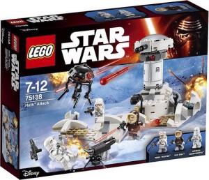 2016 LEGO Star Wars Hoth Attack Box