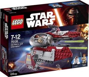 LEGO Star Wars 75135 Obi-Wan's Jedi Interceptor Set