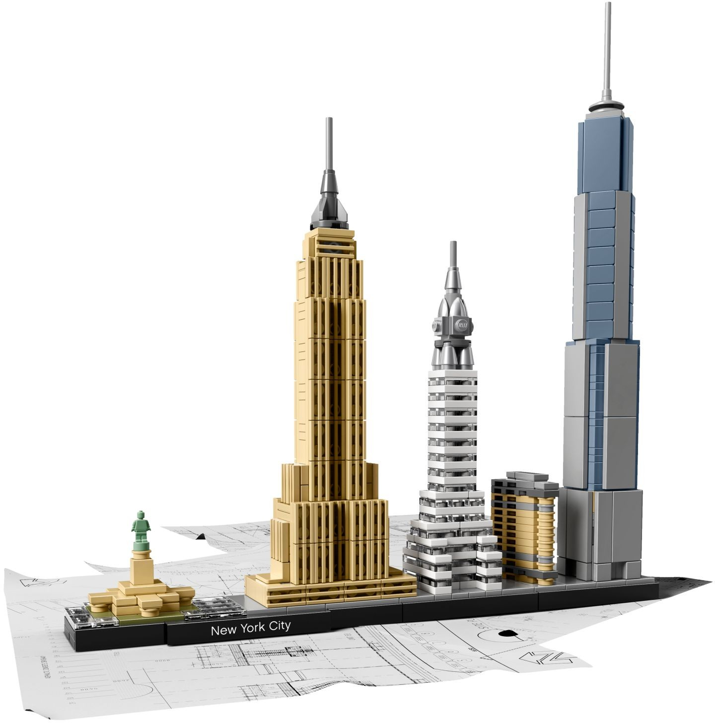 lego architecture york sets building berlin empire state venice buildings skyline legos nyc skylines build cities trade center ny
