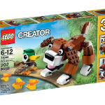 2016 LEGO Creator Park Animals Set 31044 Photos Preview!