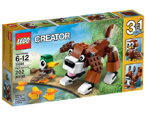 LEGO 31044 Park Animals Set Box