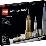 LEGO Architecture 2016 Sets! New York City! Venice! Berlin!