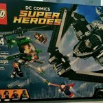 LEGO DC 2016 Heroes of Justice Sky High Battle 76046!