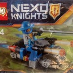 LEGO Nexo Knights Knight's Cycle 30371 Polybag Revealed!