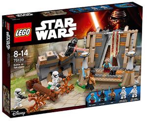 LEGO Star Wars Battle on Takodana 75139 Box