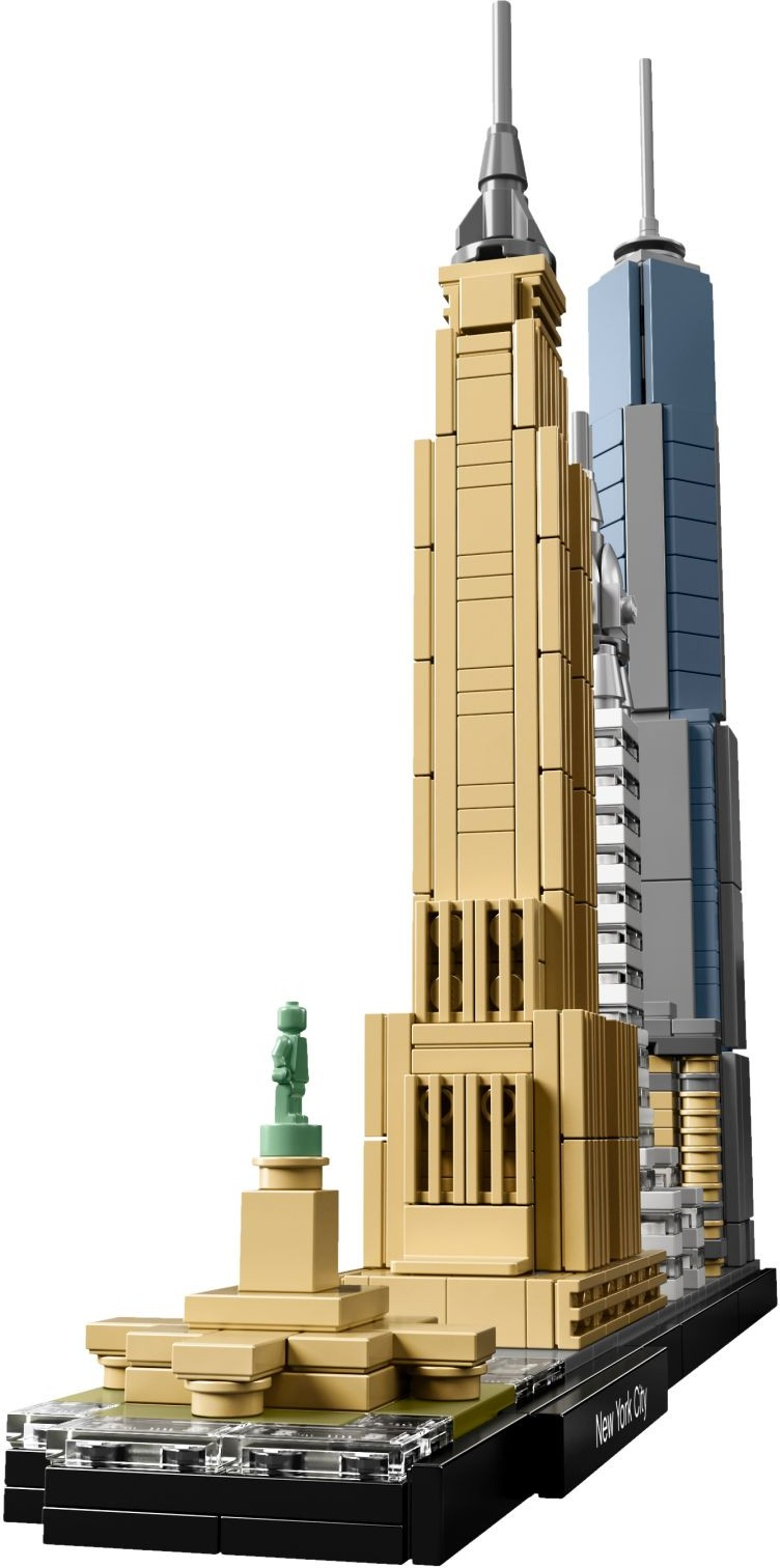 lego architecture york sets berlin venice statue liberty minifigure brickbuilder am