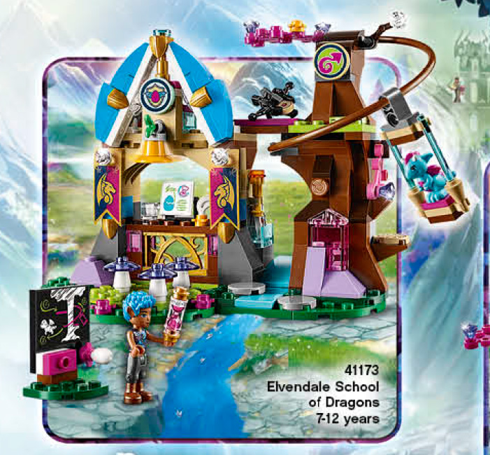 LEGO Elves 2016 Sets List & Photos Preview! DRAGONS! - Bricks and Bloks